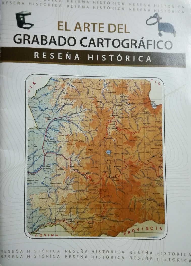 El arte del grabado cartográfico en el Ecuador